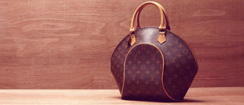 Louis Vuitton, Chanel and Hermès