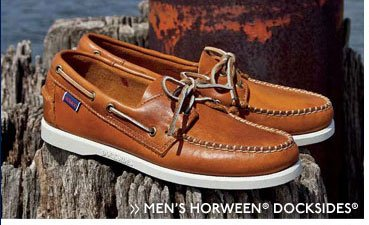 Men's Horween Docksides