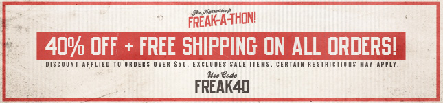 40% Off + Free Shipping On Orders Over $50!