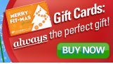 Gift Cards: always the perfect gift! Buy Now.