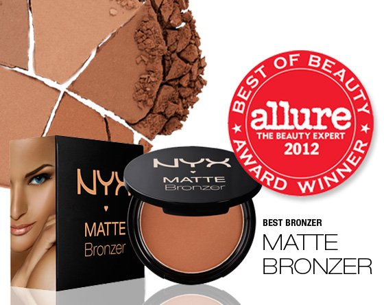 Matte Bronzer Best of 2012