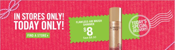 Flawless Air brush Shimmer - $8