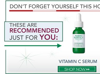 Try our newest serum to keep skin feeling smooth, soft and ageless