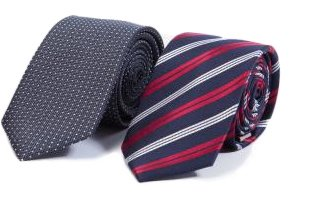 Norfolk Silk Tie Holiday Gift Set