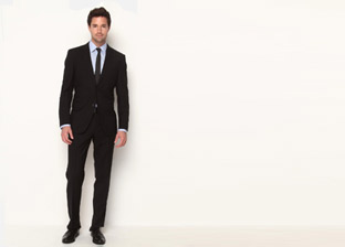 Men's Suit Shop: Hugo Boss, John Varvatos, Michael Kors