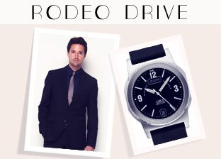 Hugo Boss, Rolex, Movado, Ralph Lauren & more
