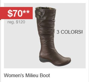 Women's Milieu Boot