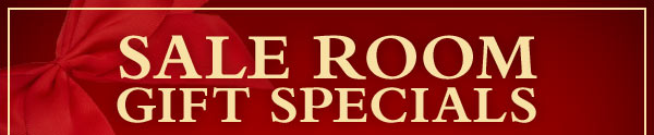 Sale Room gift Specials