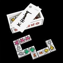 Keith Haring Domino Set