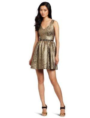 Kensie  <br/>Brocade Dress