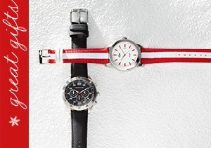 Must Have Watches from Burberry, Michael Kors, Emporio Armani & More