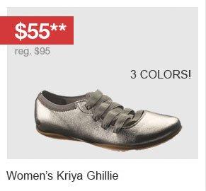 Women's Kriya Ghillie