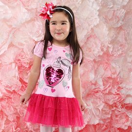 Cupid's Cuties: Kids' Apparel & Accents