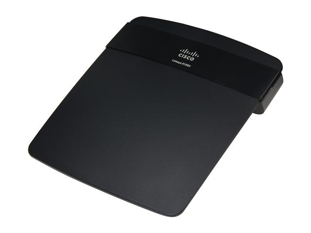 Linksys E1550 Wireless-N Router with SpeedBoost IEEE 802.11b/g/n