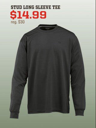 Stud Long Sleeve Tee