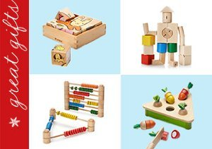 Wooden Toys by playableART & playme