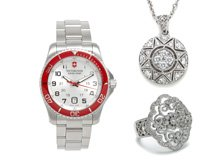 On Her Wish List Jewelry & Watches at Every Price