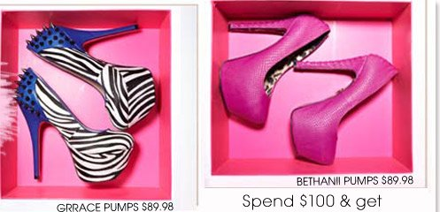 Shop Pumps