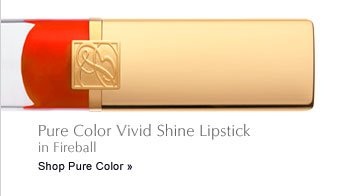 Pure Color Vivid Shine Lipstick in Fireball Shop Pure Color »