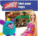 Hot New Toys