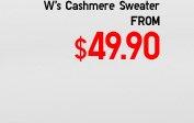Women Cashmere.