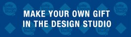 Make your own gift in the design studio.