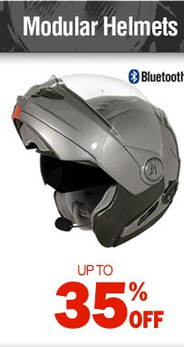 Modular Helmets - up to 35% off