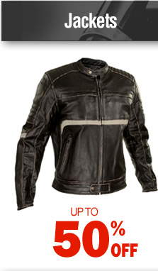 Motorcycle Jackets - up to 50% off