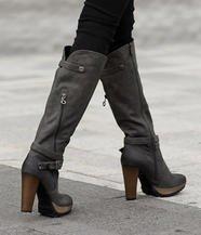Tall Platform Boots