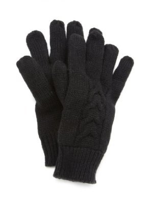Scala <br/>Cable Knit Glove