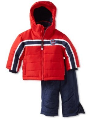 Rothschild <br/>Chest Stripe Snowsuit
