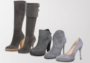50 Shades of Footwear: The Grey Event
