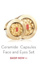 Ceramide Capsules Face and Eyes Set. SHOP NOW