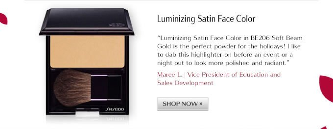 Luminizing Satin Face Color BE206 Soft Beam