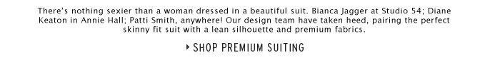 Shop Premium Suiting