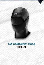 UA COLDGEAR® HOOD - $24.99