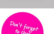 Don't forget to shop
