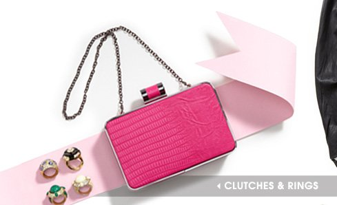 CLUTCHES & RINGS