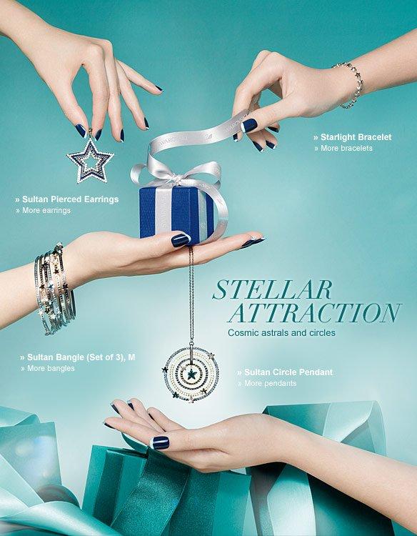 Stellar attraction