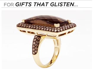 For Gifts that Glisten