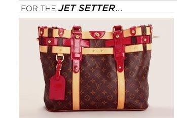 For the Jet Setter