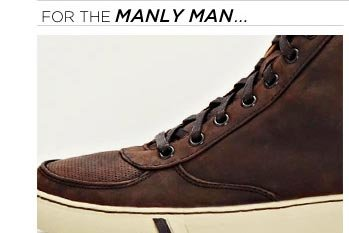 For the Manly Man