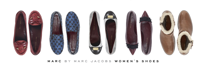 Marc by Marc Jacobs | Women's FW12 Shoes
