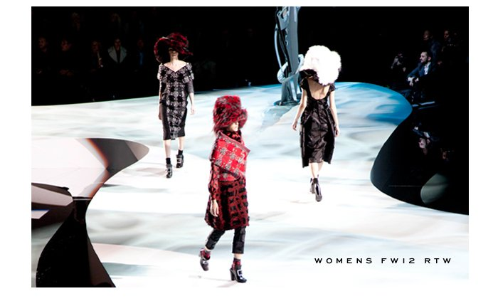 Marc Jacobs | Collection Women's FW12 RTW