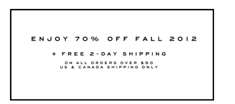Marc Jacobs | 70 Off Sale