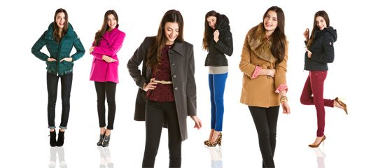 Grab Your Coat:The Massive Outerwear Sale