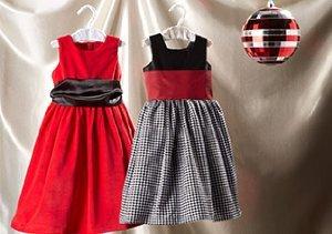 Noa Lily Girls Dresses