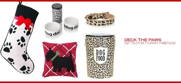 DECK THE PAWS: GIFTS FOR FURRY FRIENDS, Event Ends December 14, 9:00 AM PT >