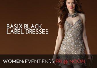 BASIX BLACK LABEL DRESSES - Womens