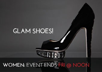 GLAM SHOES! - Women